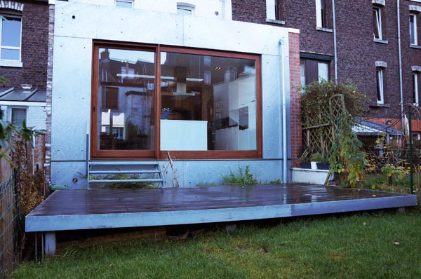 Architecte Bertrand Vanturenhout Transformations