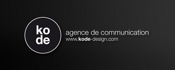 kode, agence de communication liege, graphisme, pub, web